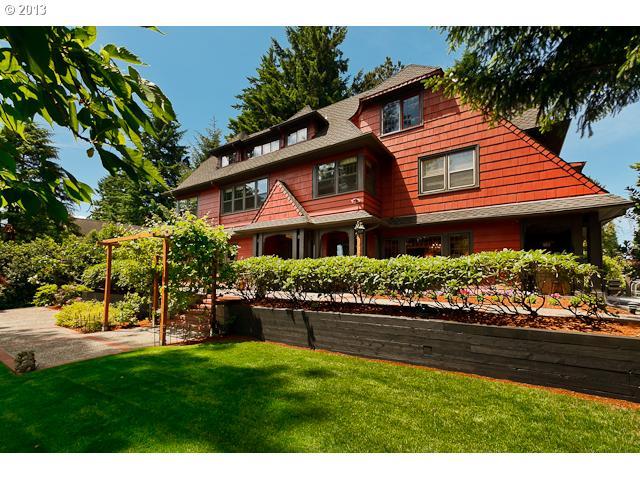 1708 SW Hawthorne Ter, Portland, OR