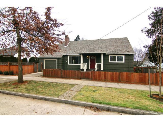 1828 N Jarrett St, Portland OR 97217