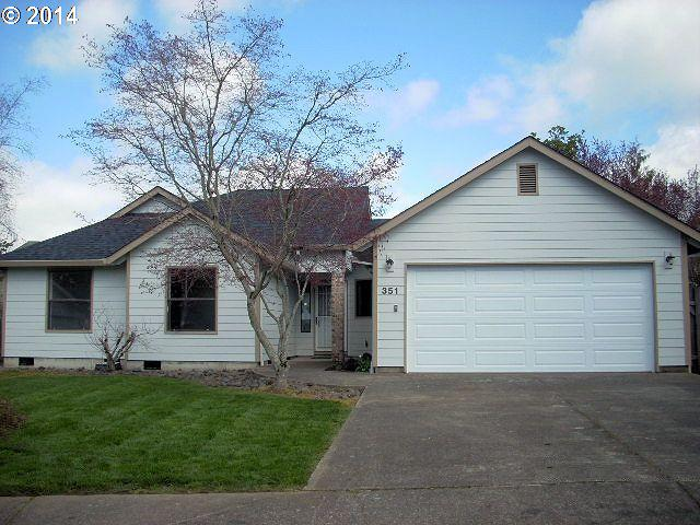 351 NE 28th Pl, Mcminnville OR 97128