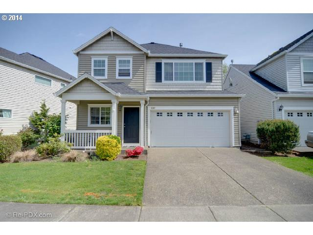 16917 NW Arizona Dr, Beaverton OR 97006