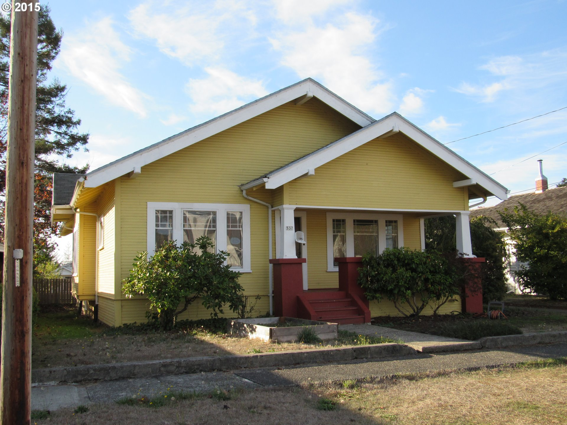 537 N Collier St, Coquille, OR