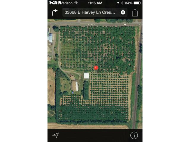 33668 E Harvey Rd, Creswell, OR