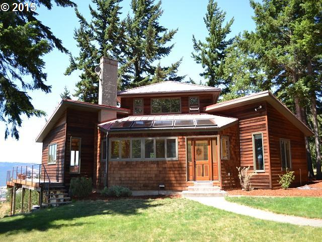 1860 Paradise Ridge Rd, Mosier, OR