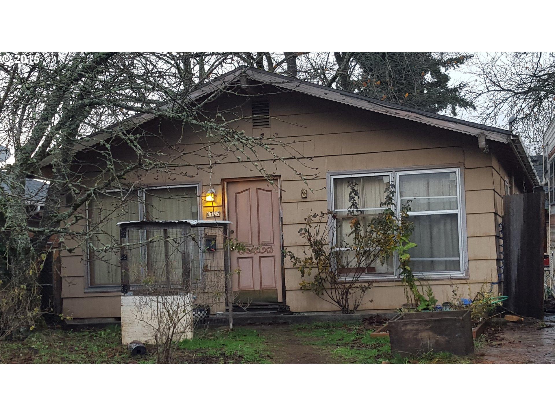 6727 SE Cora St, Portland, OR