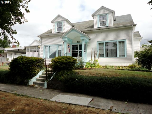218 N Gould, Coquille, OR