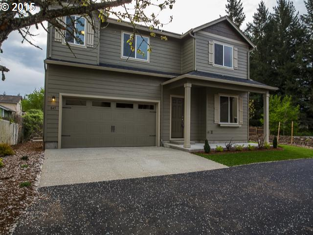5446 Ivy St, Springfield, OR