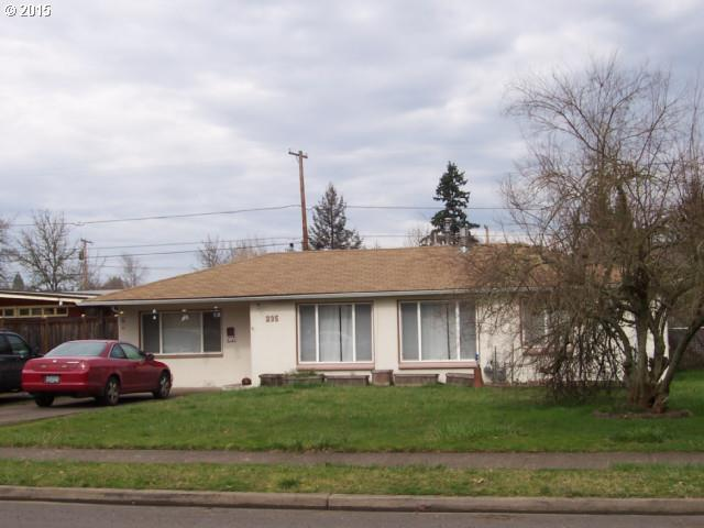 235 E 33rd Ave, Eugene, OR