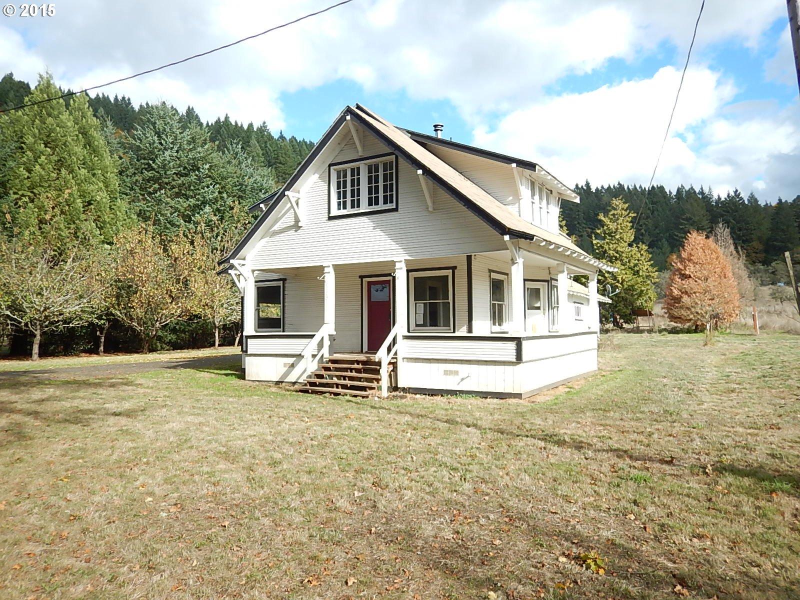 Code For Oregon Zip Cottage Grove