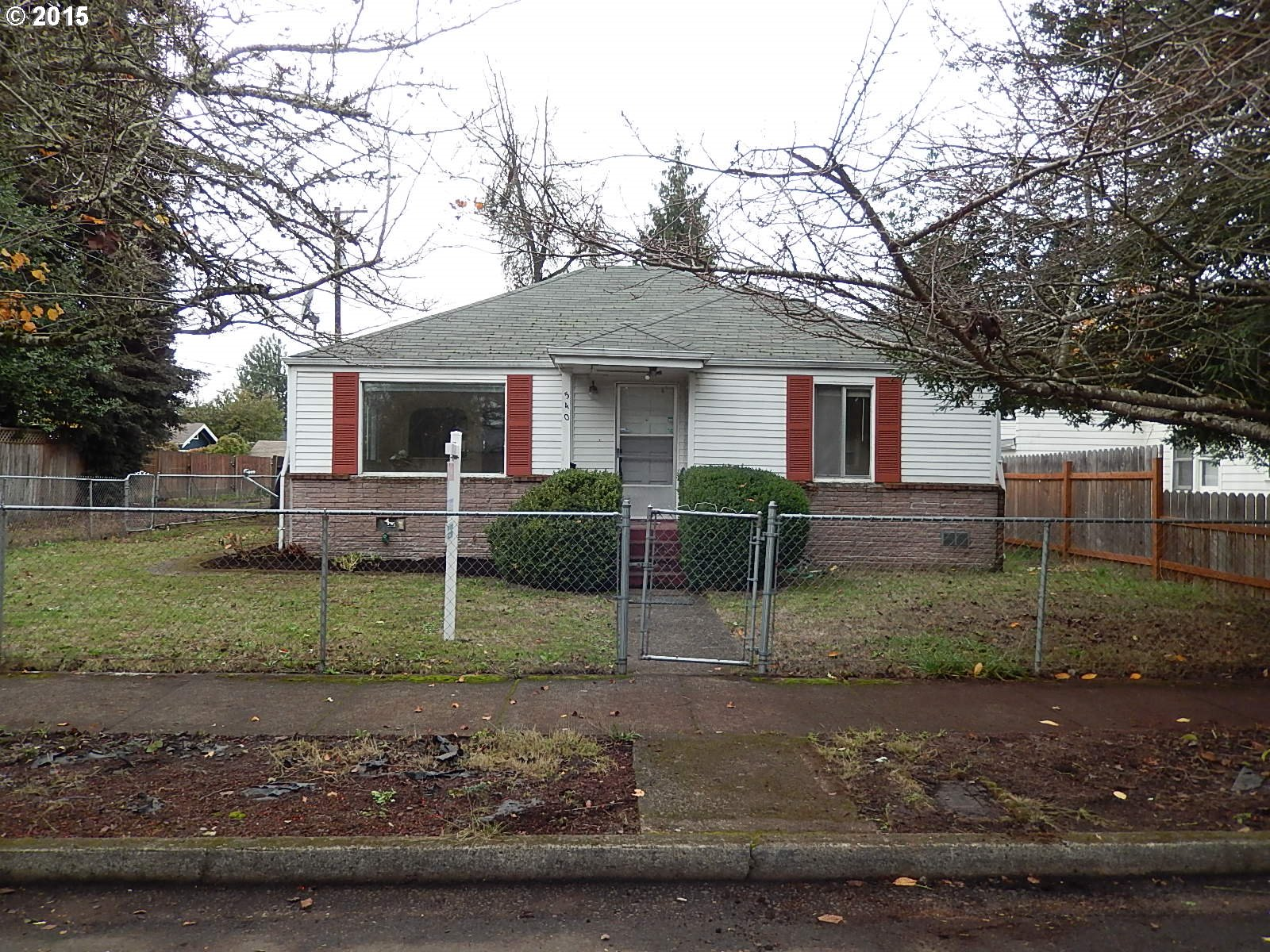 540 8th St, Springfield, OR