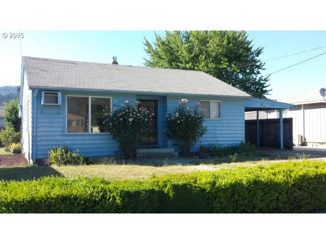 468 E Third Ave, Riddle, OR