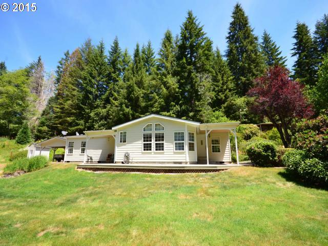 89196 Condon Creek Rd, Florence, OR