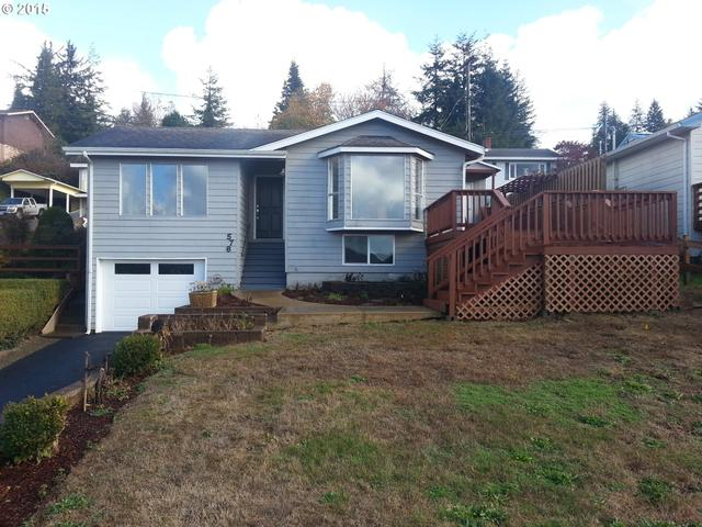 576 12th Ave, Coos Bay OR 97420