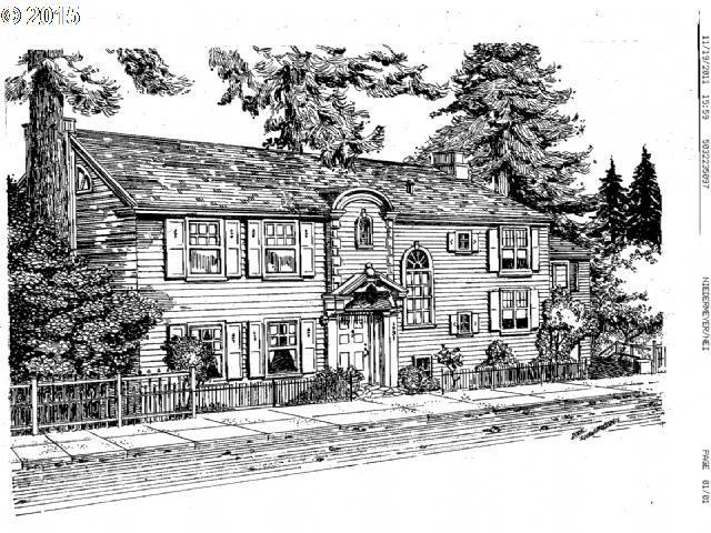 1791 SW Montgomery Dr, Portland, OR