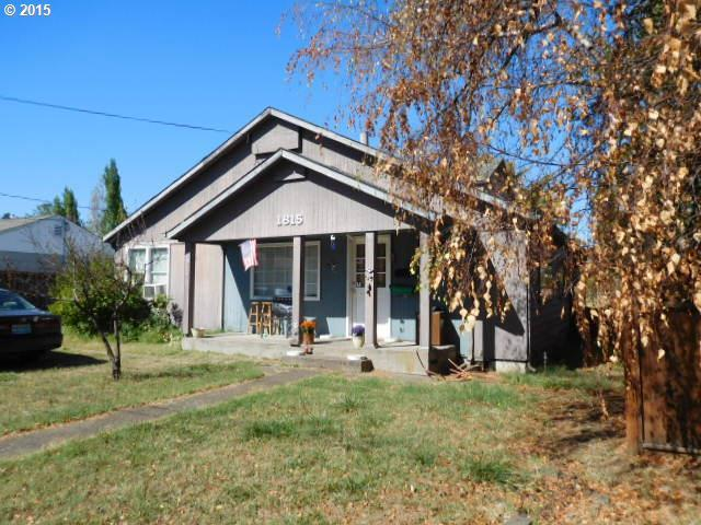 1815 W 18th Ave, Eugene, OR