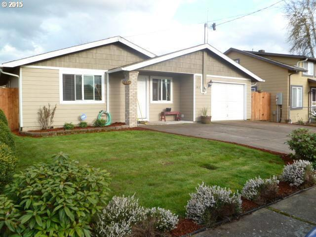 143 38th St, Springfield, OR
