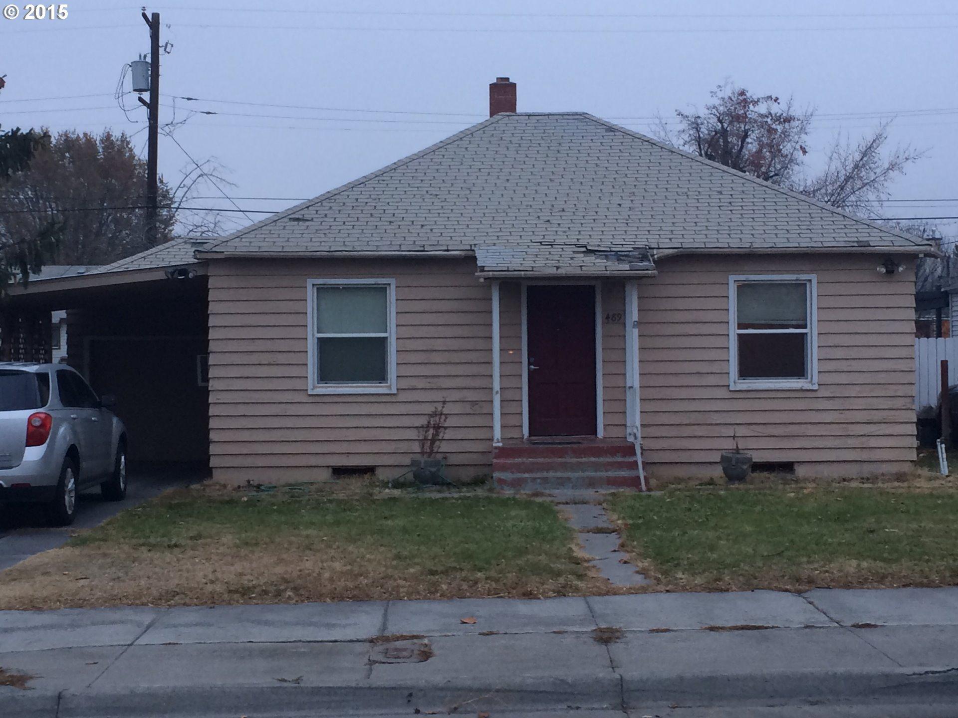 489 E Ridgeway Ave, Hermiston, OR