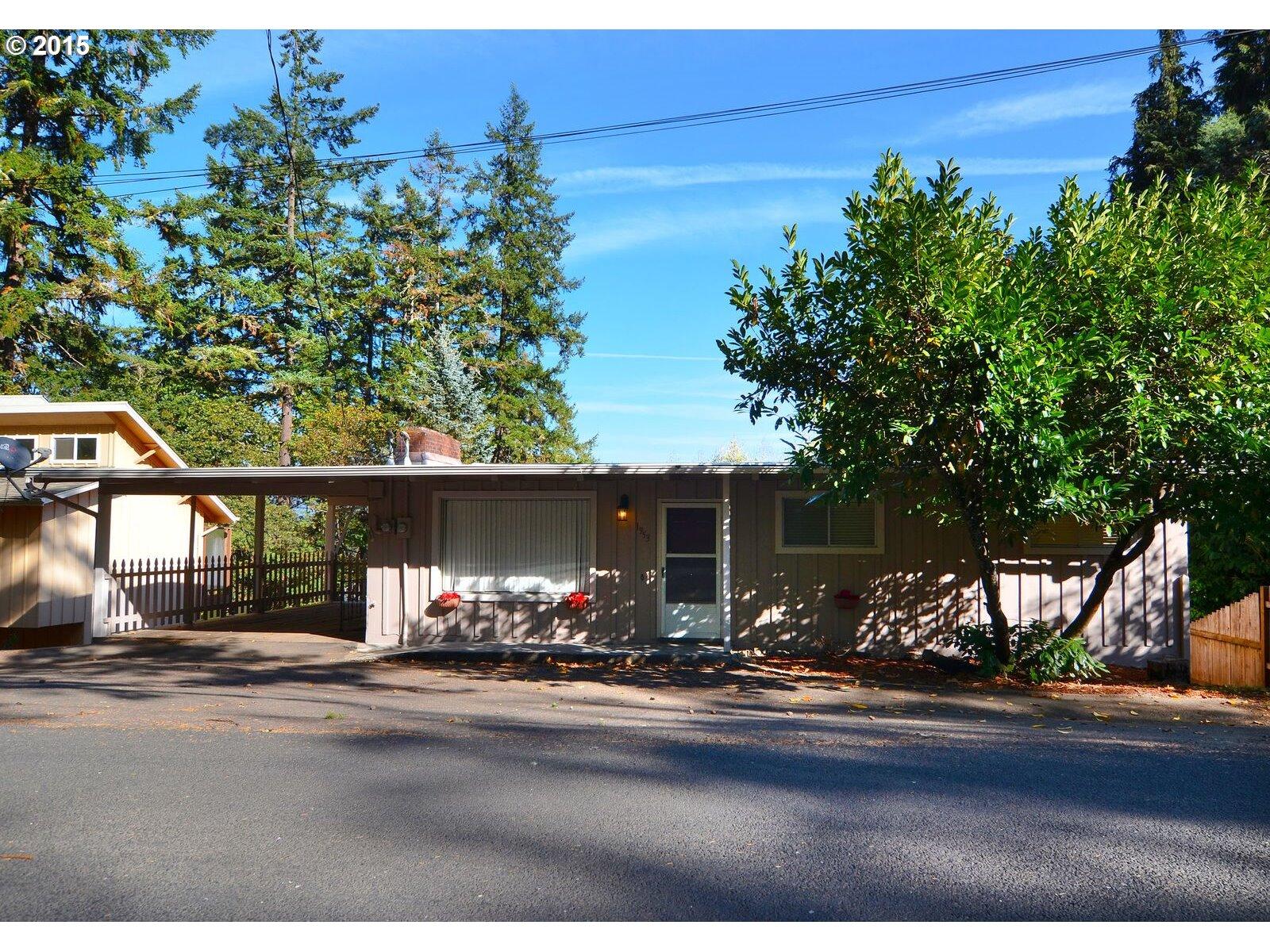 1951 Riverview St, Eugene, OR