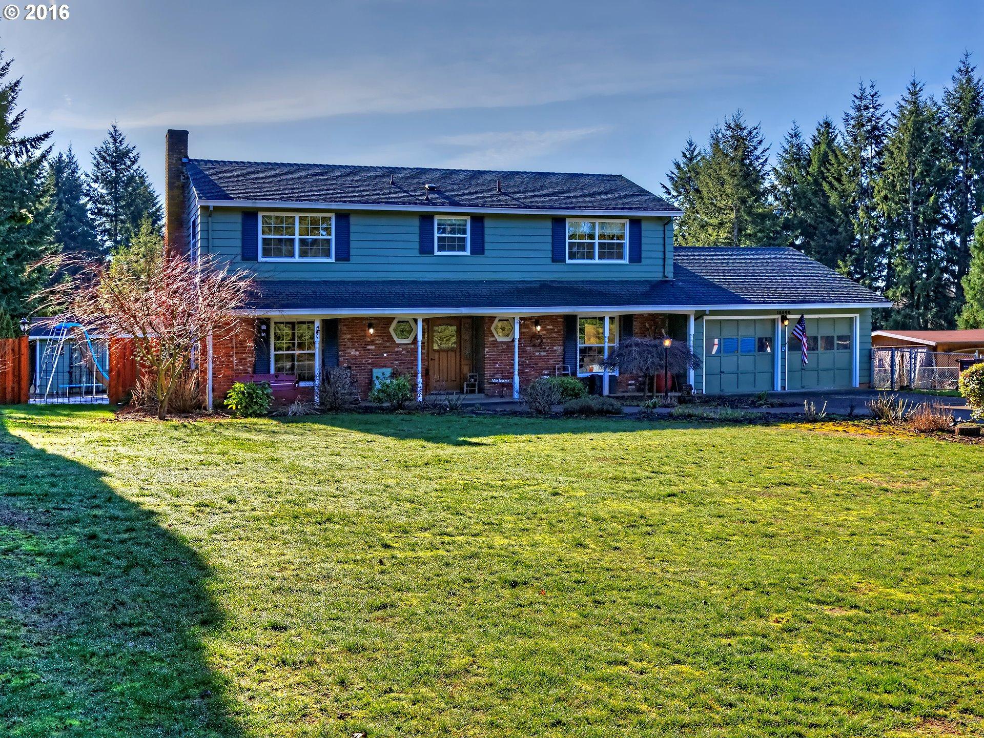 15566 S Old Acres Ln, Oregon City, OR