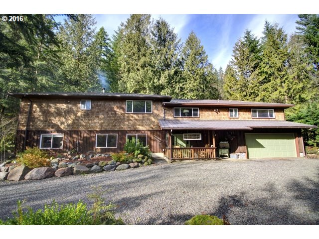 22809 E Lolo Pass Rd, Rhododendron, OR