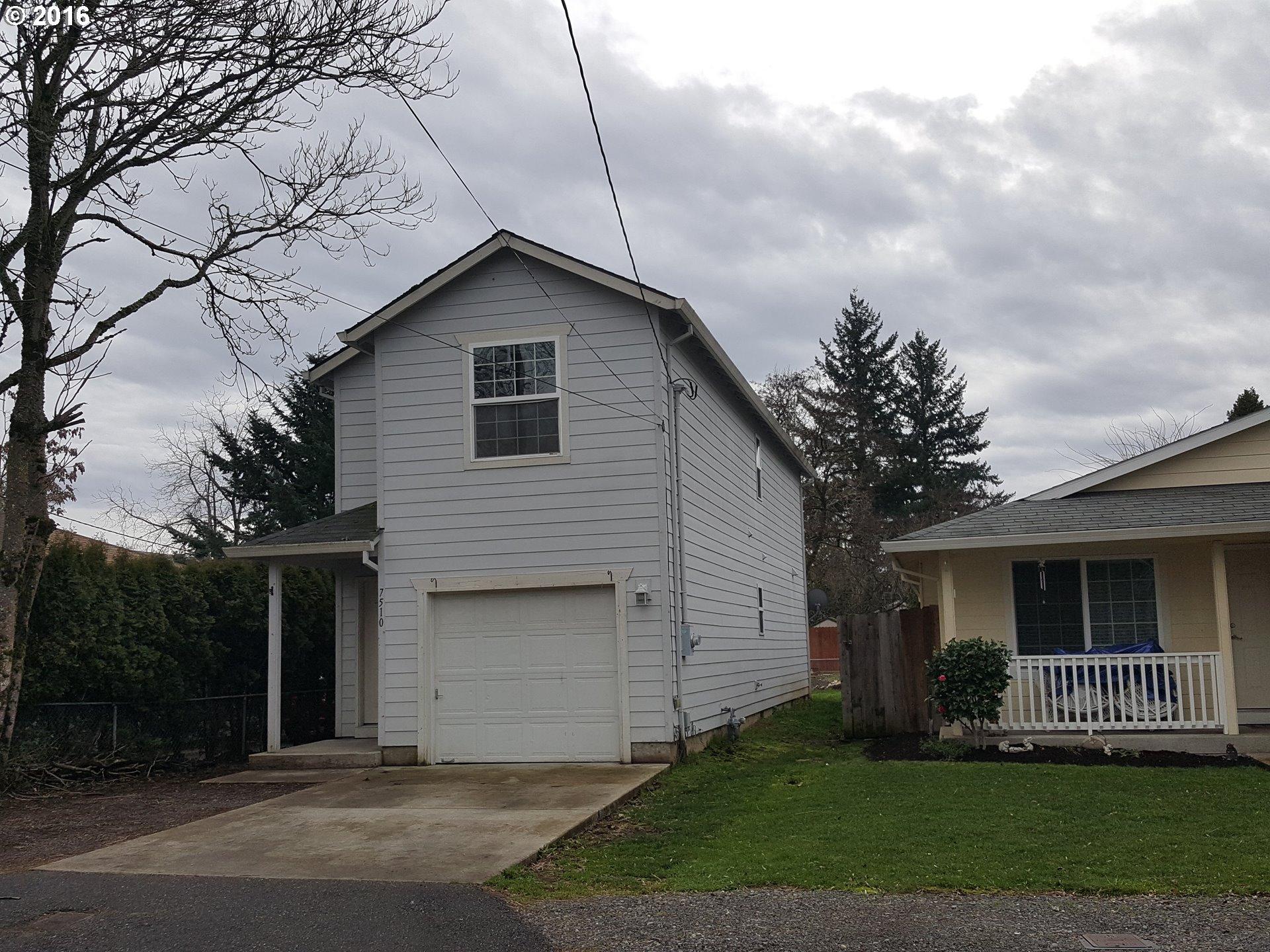 7510 SE Lamphier St, Portland, OR