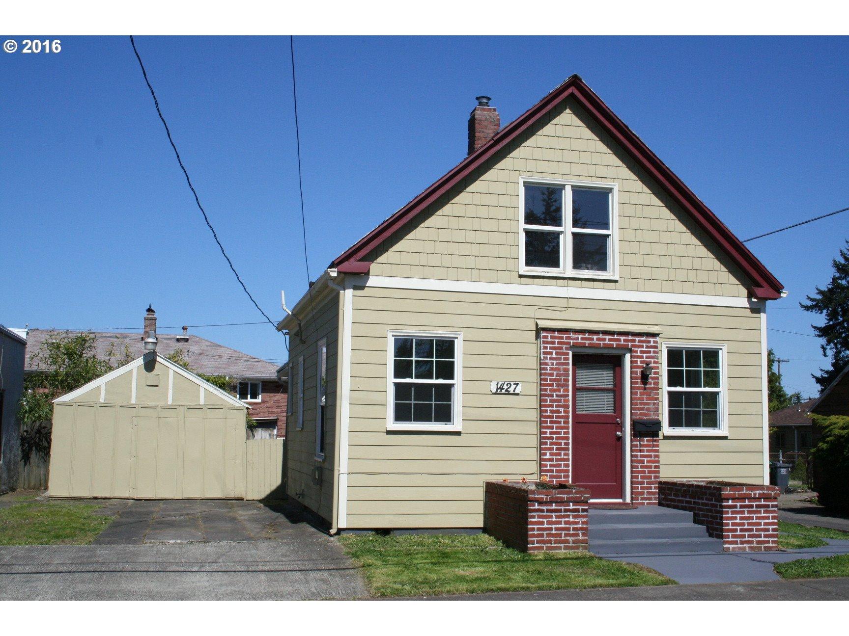 1427 N Bryant St, Portland, OR