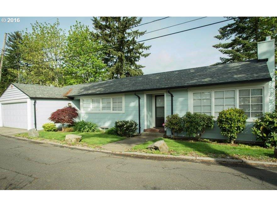 2831 NW Monte Vista Ter, Portland, OR