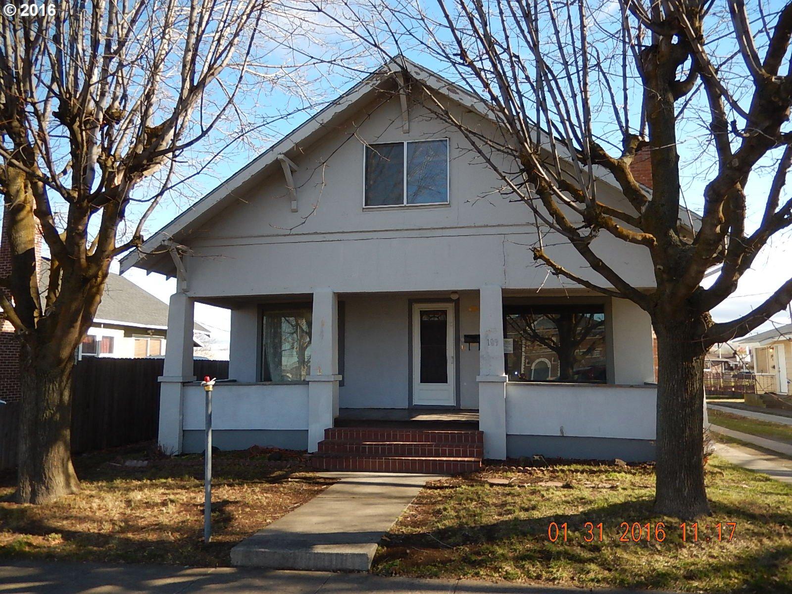 189 S Elizabeth St, Milton Freewater, OR