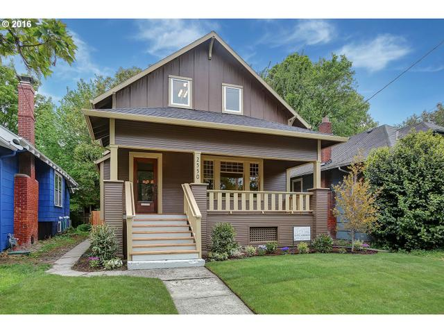 2550 SE 35th Pl, Portland OR 97202