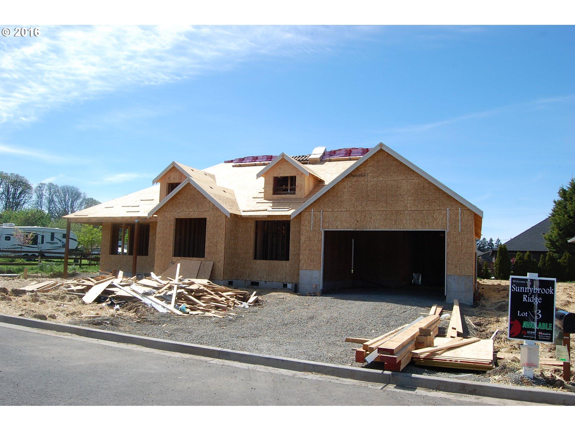 15895 Stables Pl #LOT 3, Oregon City, OR