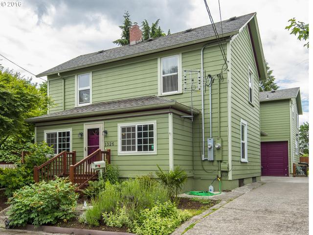 1326 SE Malden St, Portland OR 97202