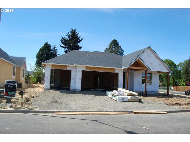 15863 Stables Pl #LOT 1, Oregon City, OR