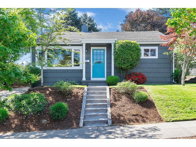 1806 SE Miller St, Portland OR 97202