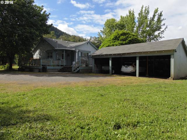 8791 Old Highway 99, Winston, OR