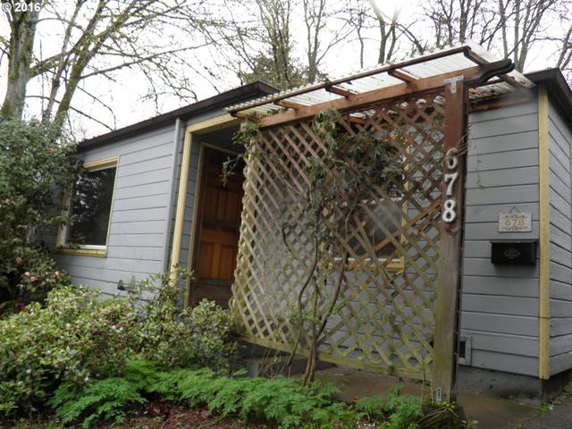 678 W 28th Ave, Eugene, OR