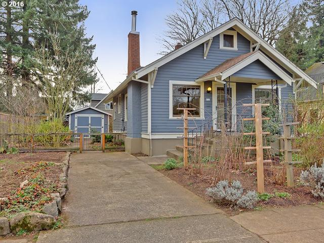 722 SE Bidwell St, Portland OR 97202