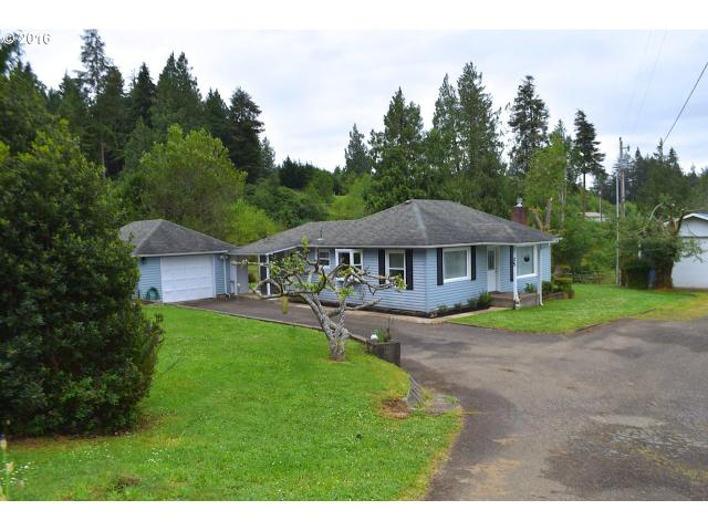 25 S Vernon, Coquille, OR