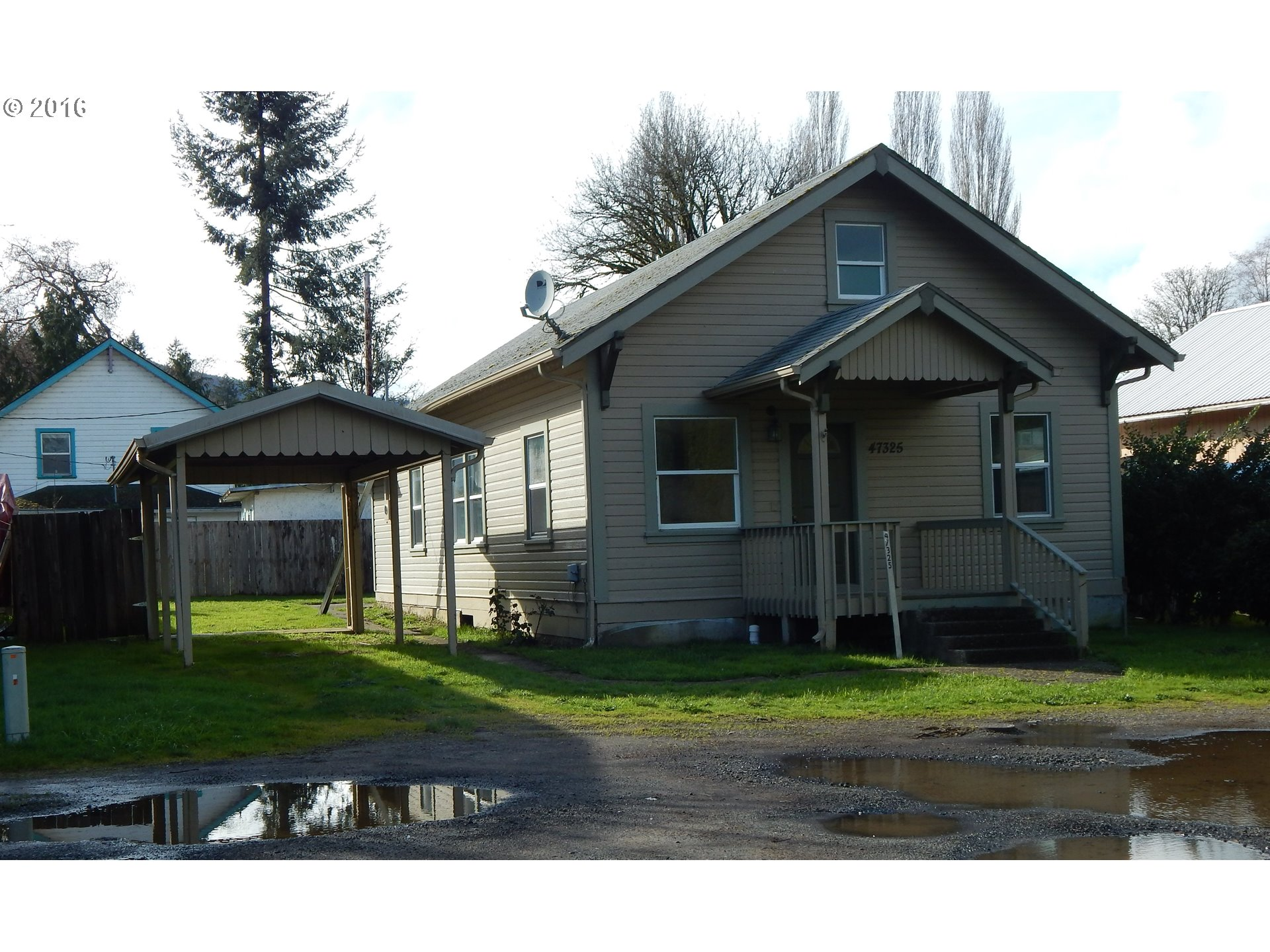 47325 Green Alley Ln, Clatskanie, OR