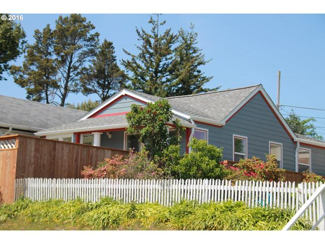 630 Lombard, North Bend OR 97459
