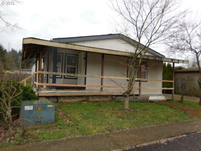 5660 Daisy St #SPACE 41, Springfield, OR