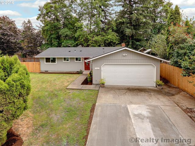 756 NW Connell Ave Hillsboro, OR 97124