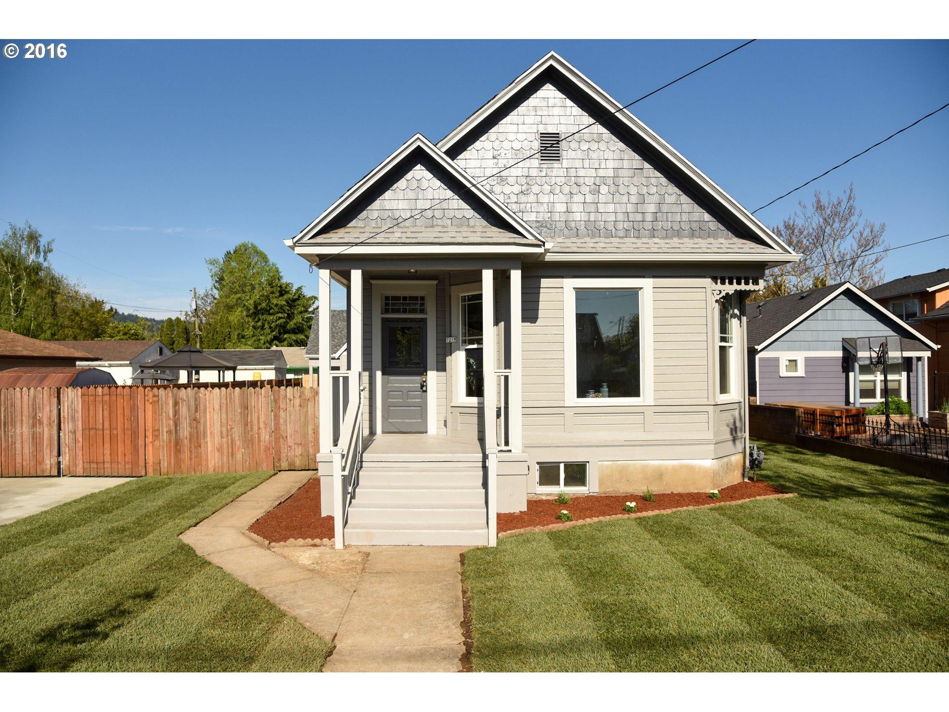 7219 N Tyler Ave, Portland, OR
