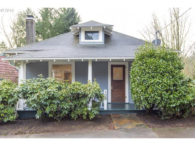 504 SW Bancroft St, Portland OR 97239