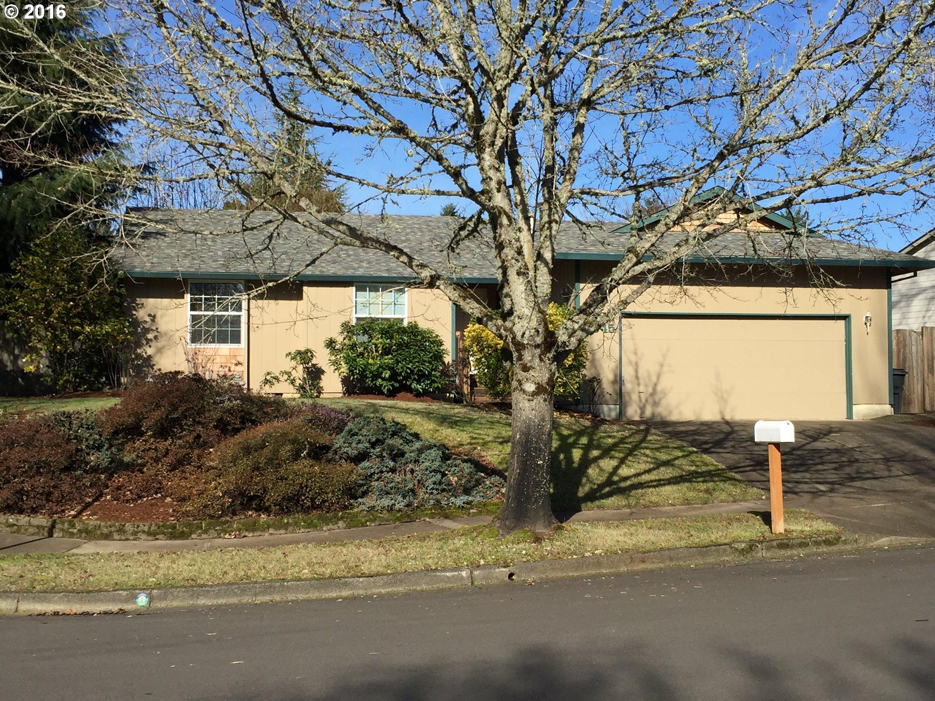 8645 SW Monticello St, Beaverton, OR