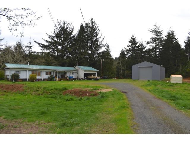 91597 Newman Place Ln, Coos Bay, OR