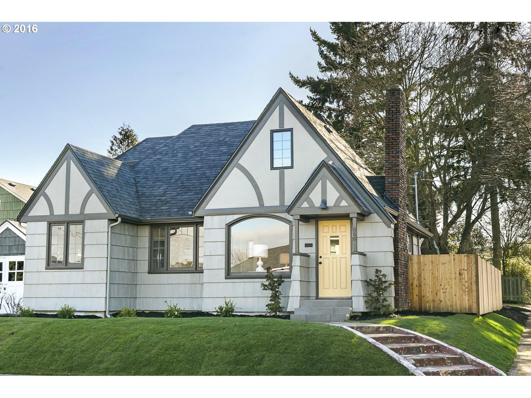 868 N Morgan St, Portland, OR