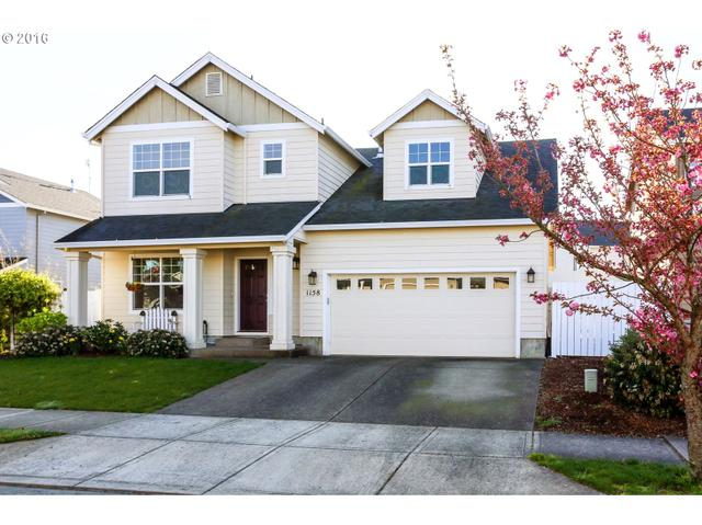 1158 Country Ln, Woodburn OR 97071