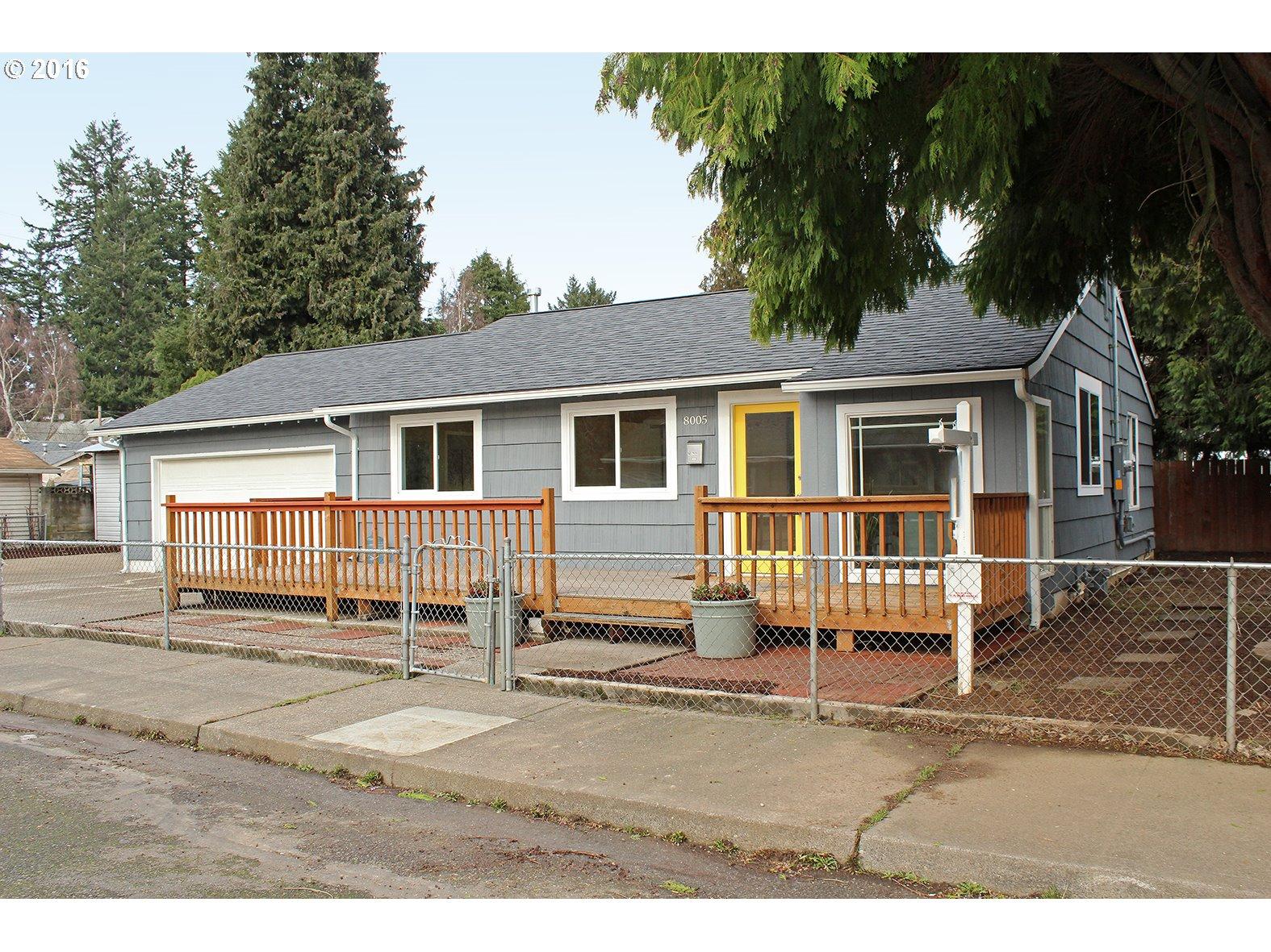 8005 N Hendricks St, Portland, OR