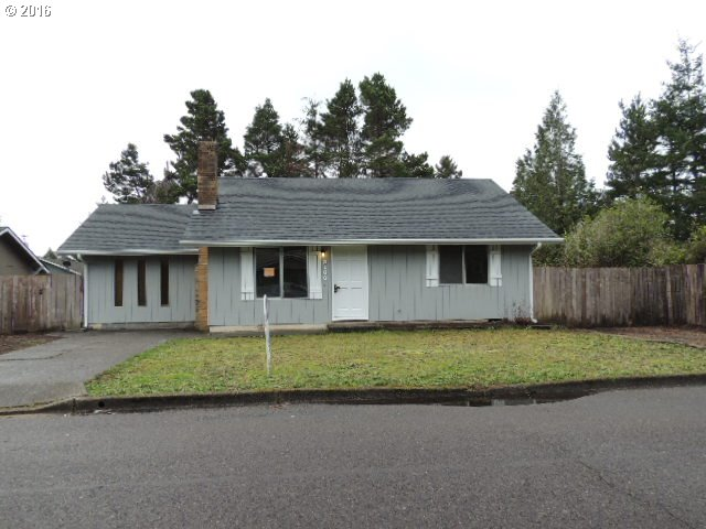 2160 20th St, Florence, OR