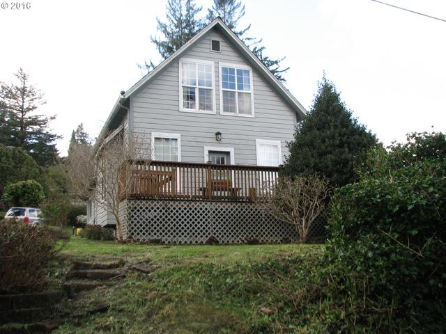 595 S 12th, Coos Bay OR 97420