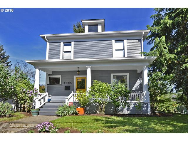 3450 SE 8th Ave, Portland OR 97202